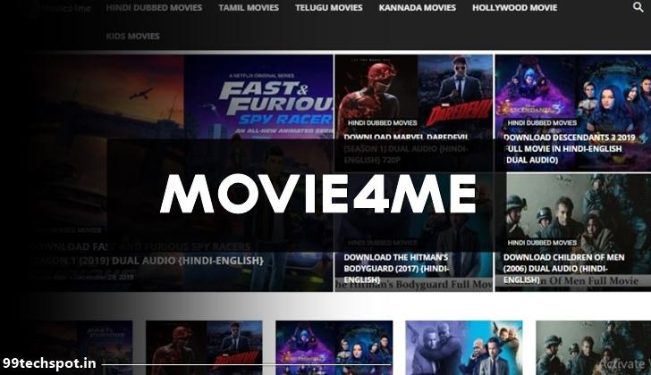 Movie4Me 2021 – Download Hollywood Bollywood Hindi Dubbed Movies