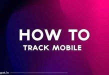 how to track a mobile