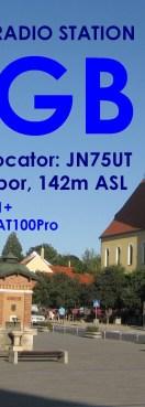 9A2GB QSL Card