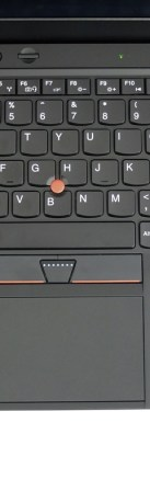 Lenovo ThinkPad X1 Carbon - keyboard