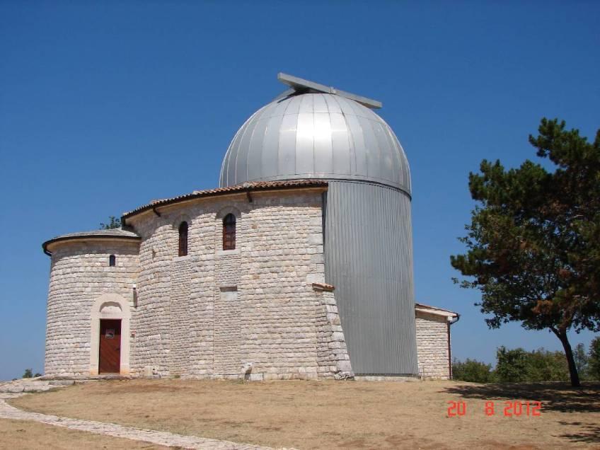 Visnjan - Istria at August 2012