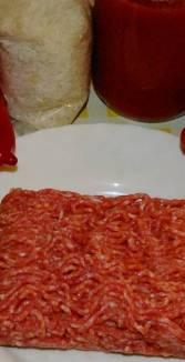 Rizoto s mljevenom junetinom i patlidzanom - sastojci