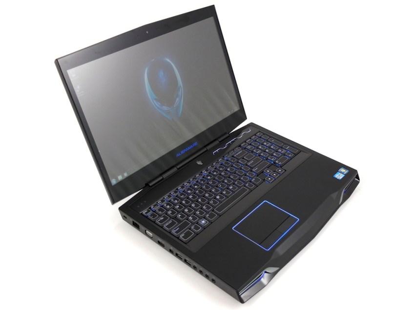 Alienware M17x R4