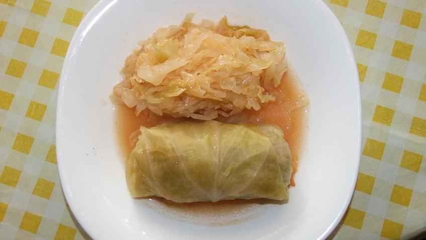 Sarma - gotovo jelo