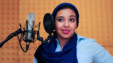Photo of أميمة سولامي فنانة واعدة تشق طريقها نحو النجومية بثبات