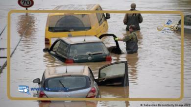 Photo of مأساة بأوروبا.. حصيلة فيضانات الصيف ترتفع إلى 183 قتيلا