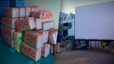 Photo of بارونات المخدرات يستنجدون بالكسكس المغربي في عمليات التهريب