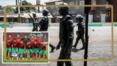 Photo of تأجيل مرتقب لمباراة الأسود أمام غينيا بسبب انقلاب عسكري