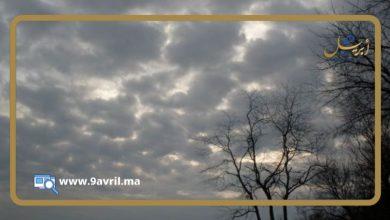 Photo of كتل ضبابية وطقس غير مستقر بعدد من المناطق في توقعات اليوم الجمعة
