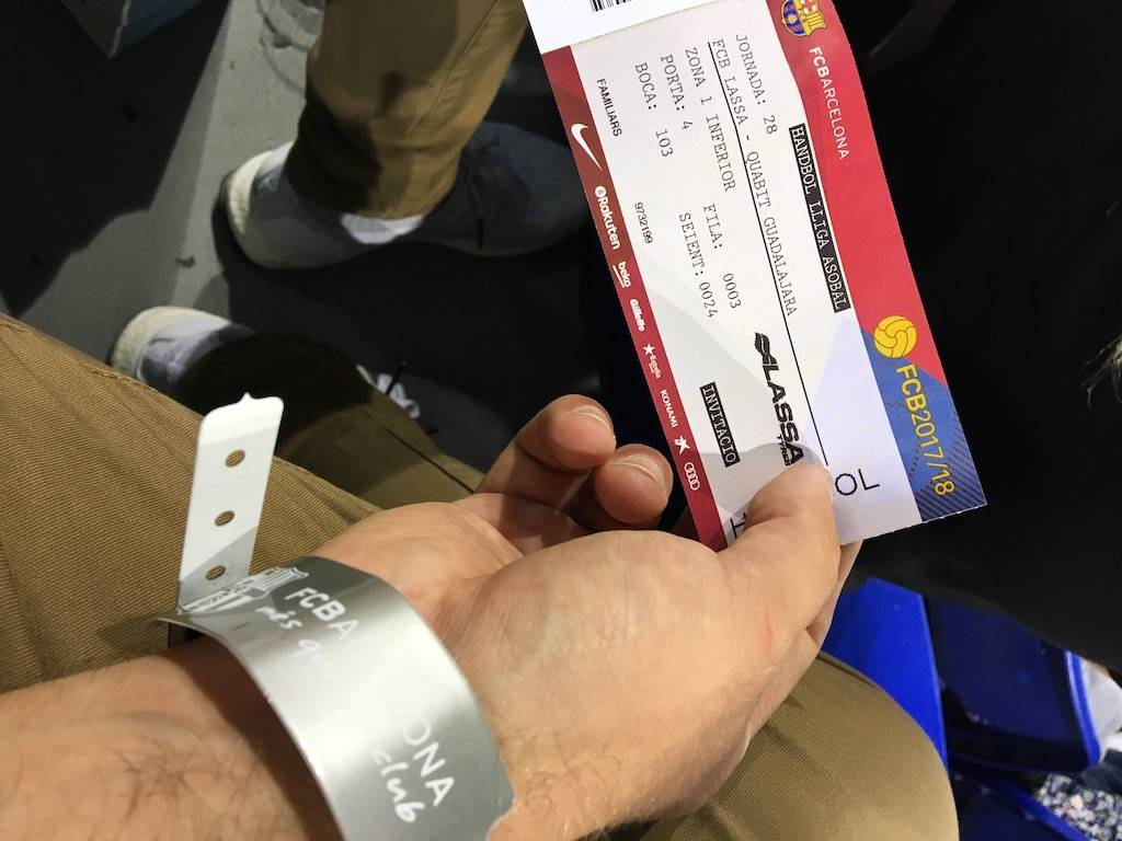 Barça match tickets guide