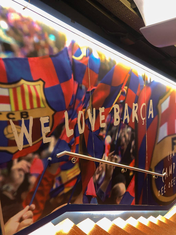 Camp Nou Experience post COVID-19 pandemic [VLOG]