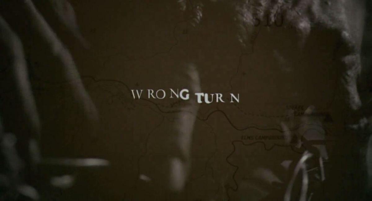 #386 Wrong Turn (2003)