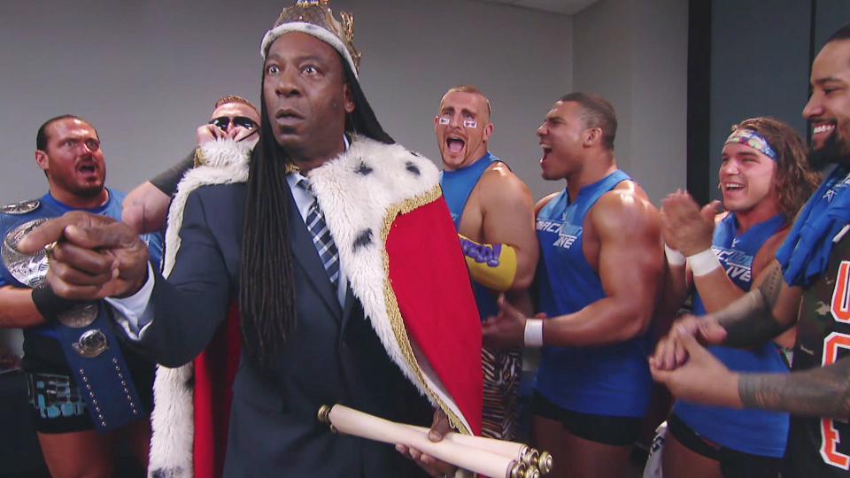 The Wrestling 9 Deuce – November 14 & 15, 2016 – Smackdown Live 900 Edition