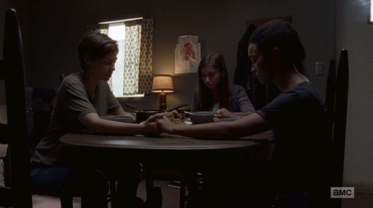 """The Walking Dead S7 Ep5 """"Swear"""" 9 Deuce Discussion – Carl Learns To Drive Edition"""