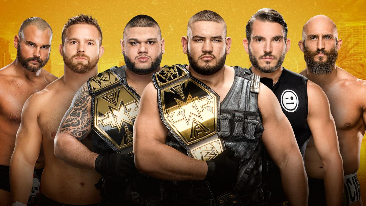 NXT Takeover: Orlando 2017 Review – The Greatest NXT Match Yet Edition