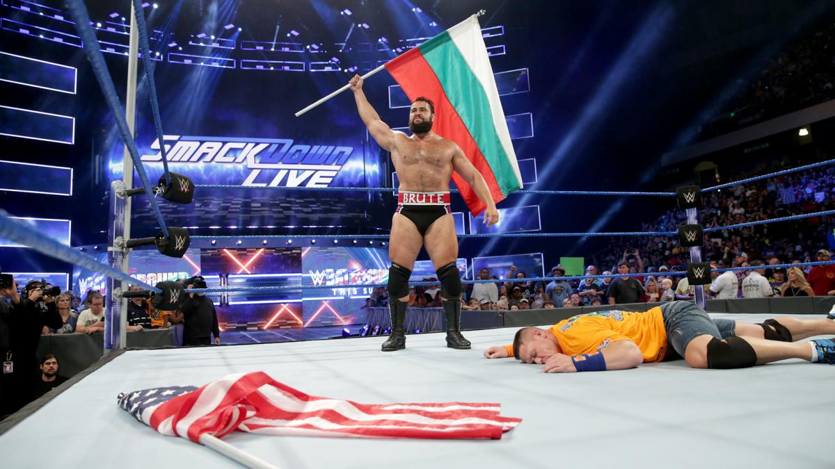 The Wrestling 9 Deuce – July 17 & 18, 2017 – The Booing Bulgaria is Acceptable Edition