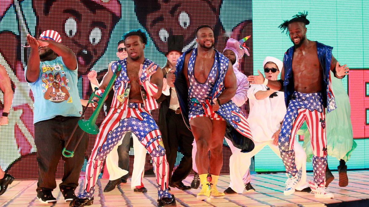 The Wrestling 9 Deuce – July 3 & 4, 2017 – The John Cena and Rusev Return Edition