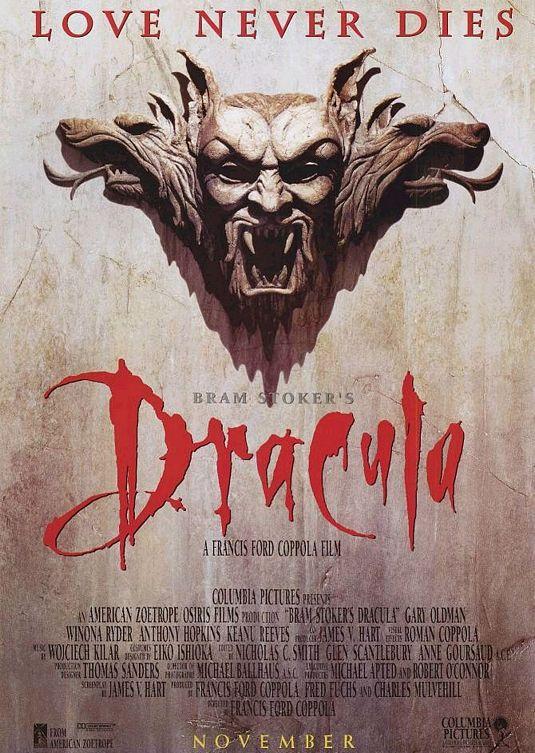 #38 Bram Stoker's Dracula (1992)