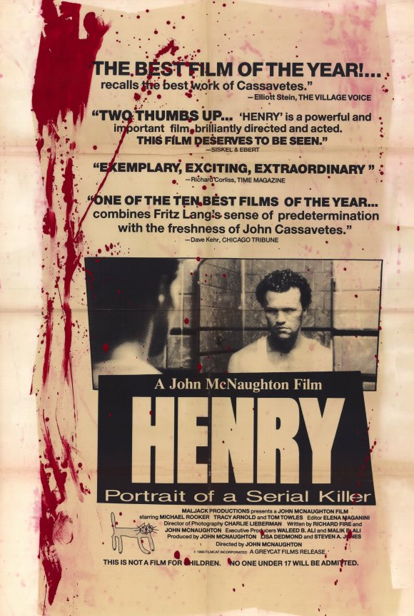 #137 Henry: Portrait of a Serial Killer (1986)