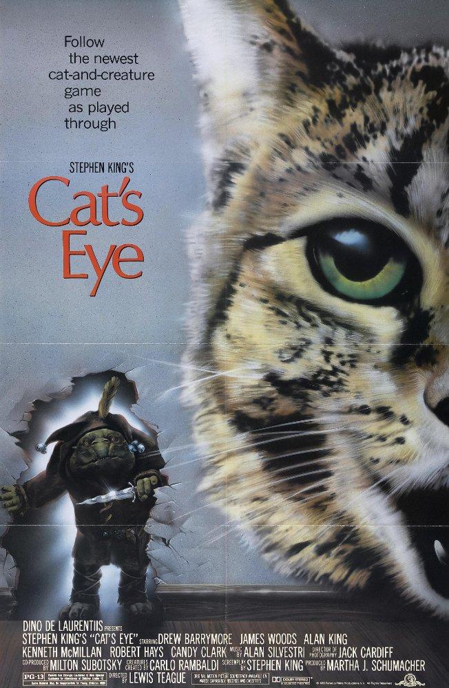 #19 Cat's Eye (1985)