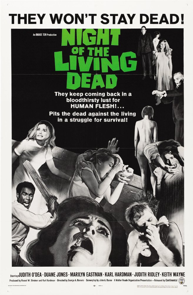 #64 Night of the Living Dead (1968)