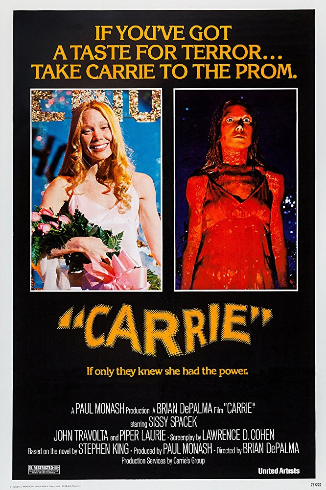 #4 Carrie (1976)