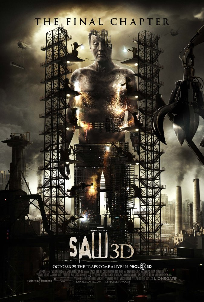 #83 SAW 3D: The Final Chapter