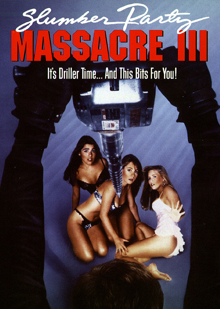 #143 Slumber Party Massacre III (1990) Review