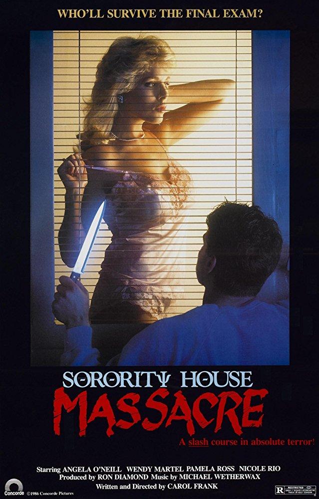 #145 Sorority House Massacre (1986) Review