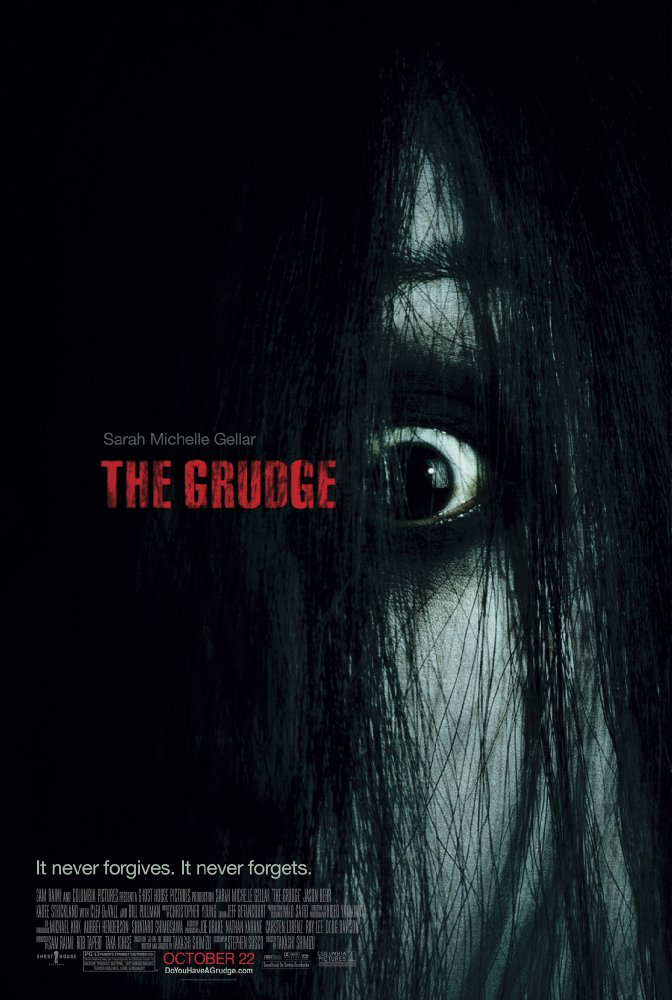 #44 The Grudge (2004)