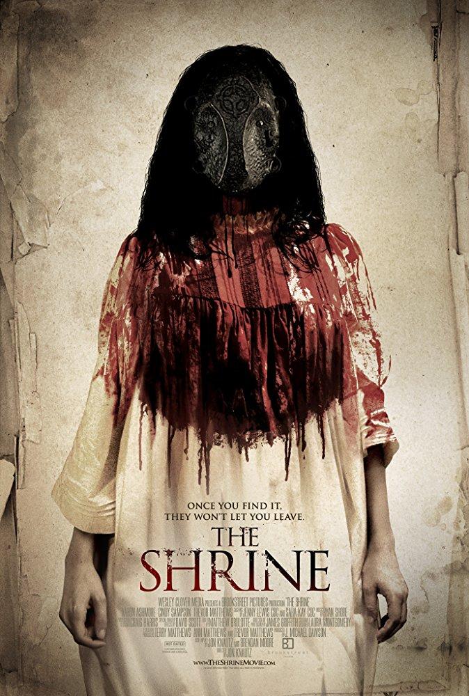 #35 The Shrine (2010)