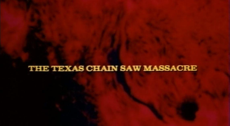 Texas Chainsaw Massacre (1974)