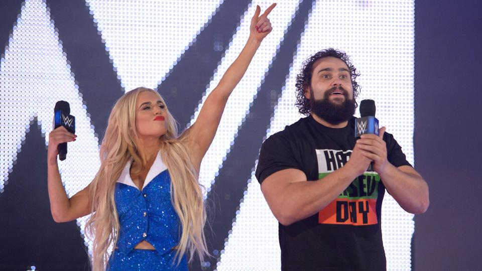 The Wrestling 9 Deuce – February 5 & 6, 2017 Rusev vs Roodsev
