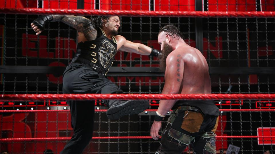 2018 Elimination Chamber Review
