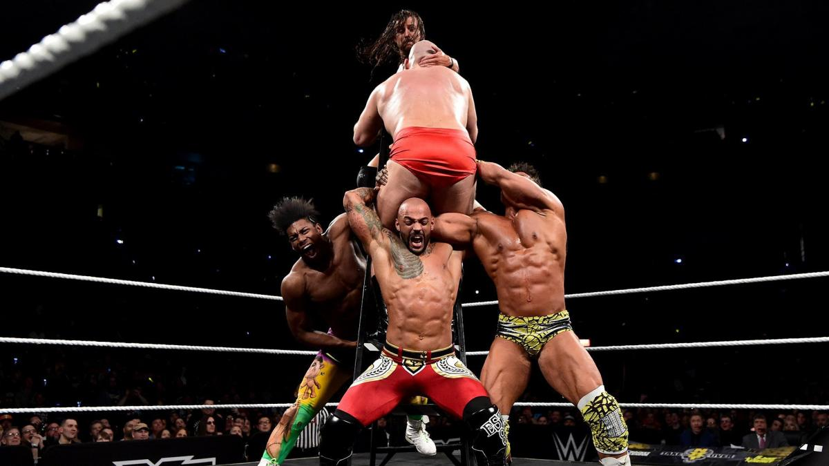 NXT TakeOver New Orleans 2018 Review