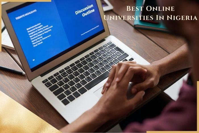 Online Universities In Nigeria