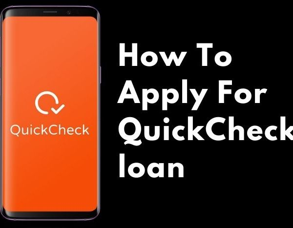 How To Get A Quickcheck Loan