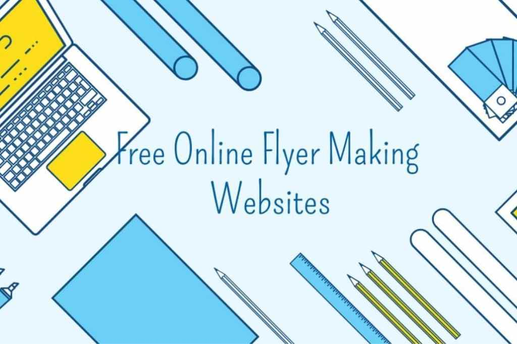 Free Online Flyer Making Websites