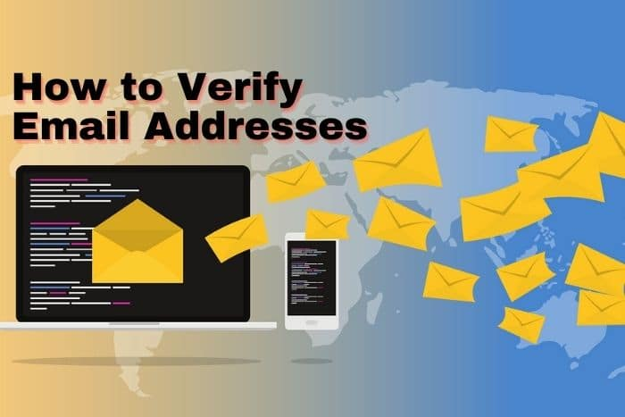 how to verify email address without sending email