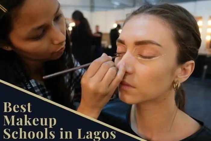 makeup schools in Lagos