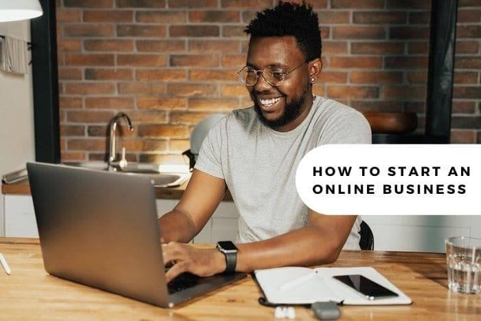 Start An Online Business In USA