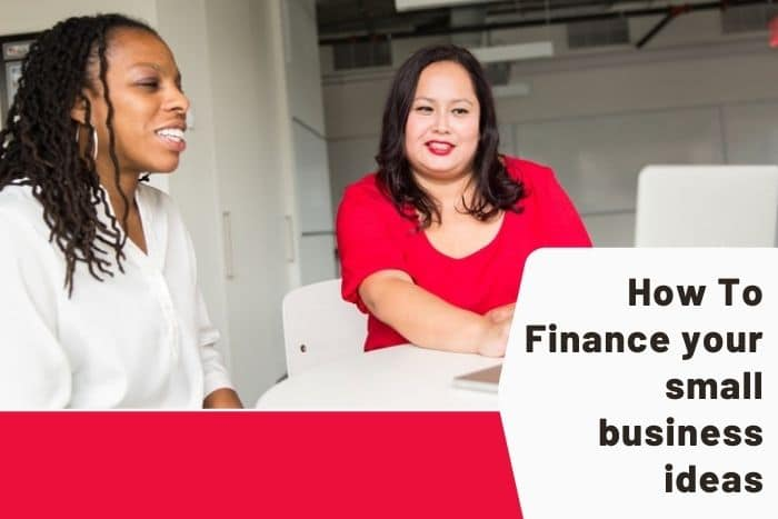 finance a small business