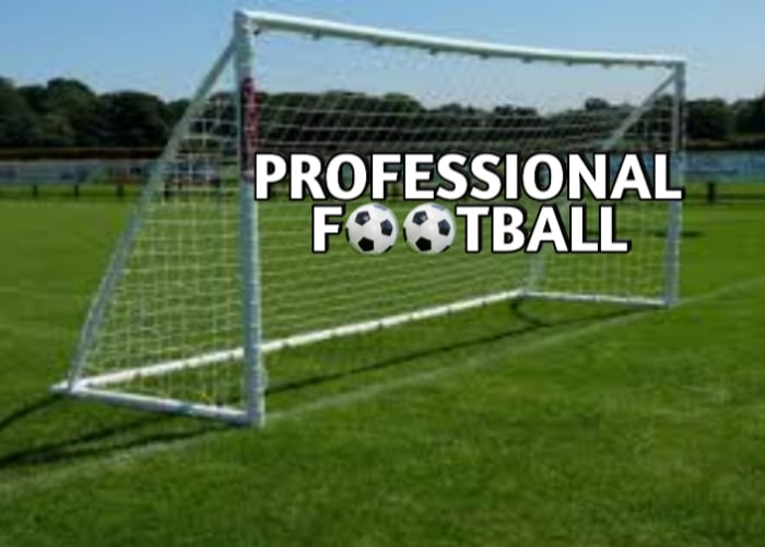 how to become a professional footballer in Nigeria