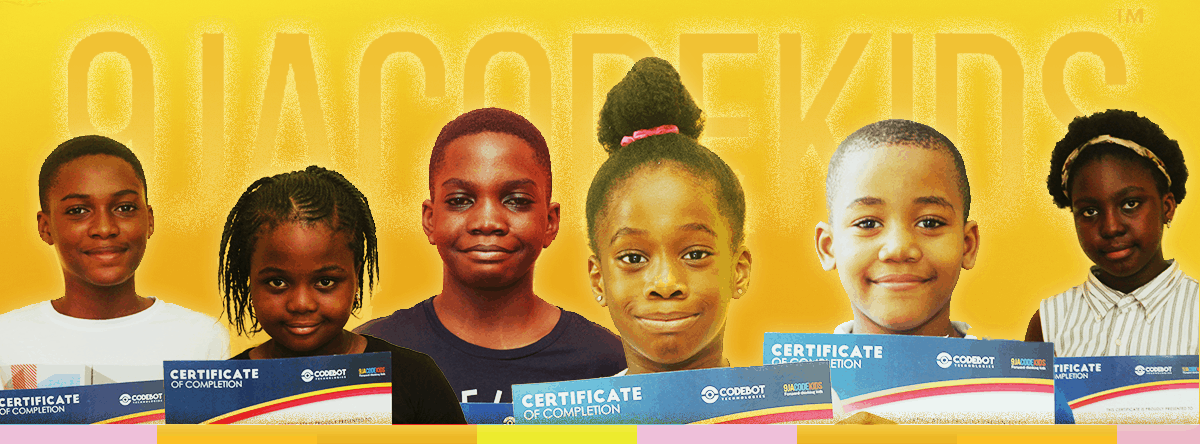9jacodekids success stories kids coding in Port Harcourt, Abuja, Lagos