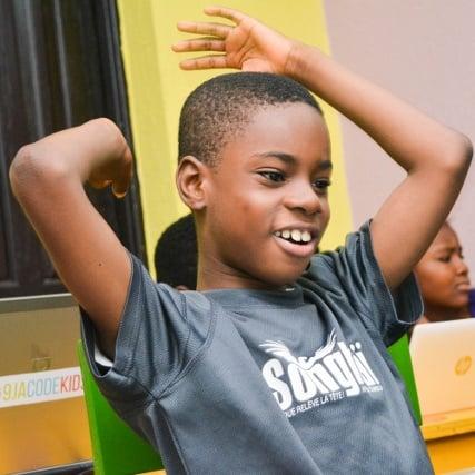 9jacodekids Academy coding programming robotics classes for kids children in Port Harcourt Abuja Lagos