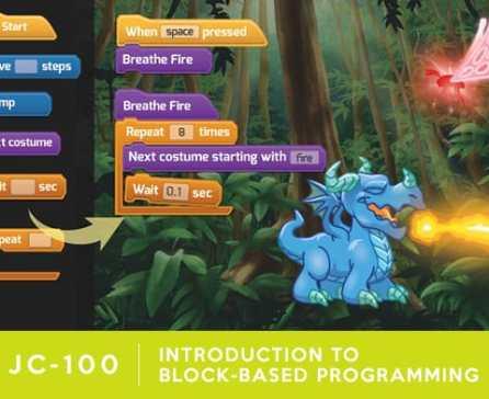 block-based programming language
