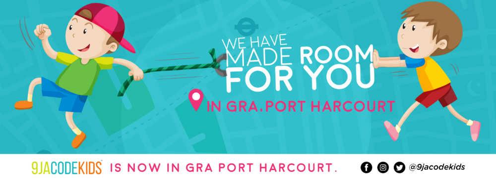 Coding for kids in GRA Port Harcourt