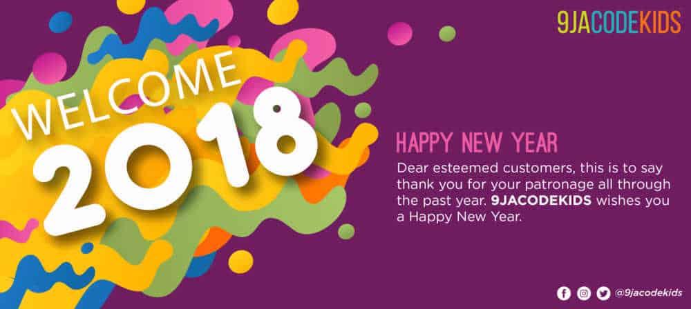 9jacodekids Happy New Year