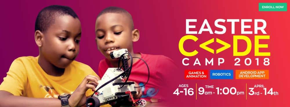 Easter Coding for kids