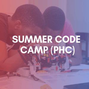 Summer Code Camp 2019 (PHC)